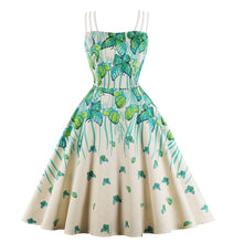 Load image into Gallery viewer, Beautiful Butterfly print dress S-4XL FREE worldwide shipping