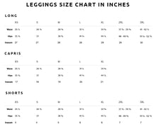 Load image into Gallery viewer, Leopard Animal Print leggings, Capris and Shorts