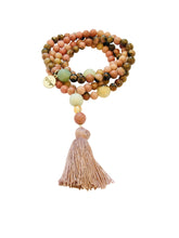 Load image into Gallery viewer, Mala of Love Bracelet / Necklace