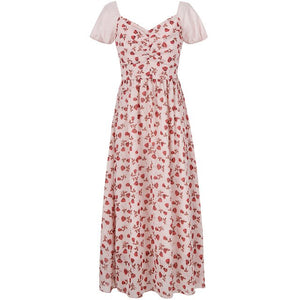 Beautiful floaty floral dress