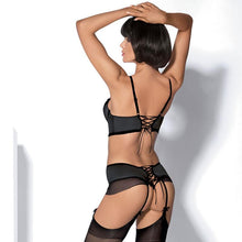 Load image into Gallery viewer, Sexy 3 PC Lingerie Set Kinga Desire