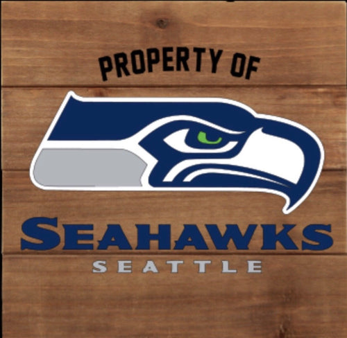 Seattlehawks Sign
