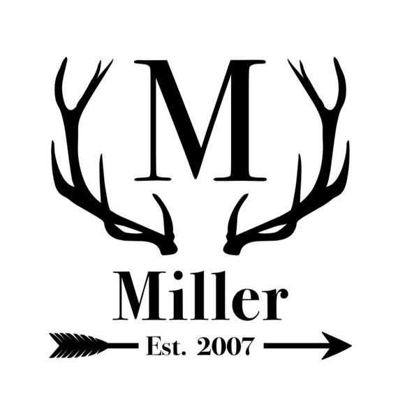 Antlers Family Name