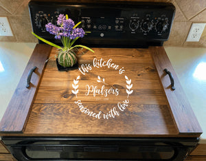 Noodle Board Stove Cover