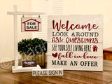 Realtor Sign Set