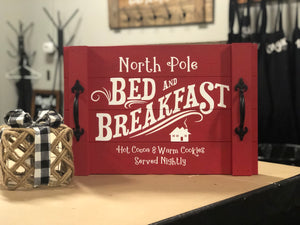 Bed & Breakfast Tray