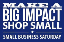 Magnolia Signs Small Business Saturday Event