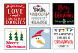 Kids Holiday Signs