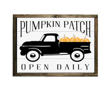 Pumpkin Patch Truck 2