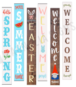 Spring Porch Sign Kits