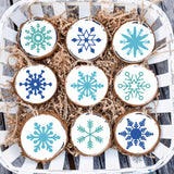 Rustic Ornaments
