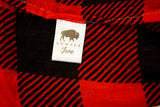 Buffalo Plaid Swaddle