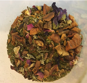 Cleansing Sage & Cocoa Hemp Tea
