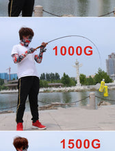 Load image into Gallery viewer, Fishing rod, Adjustable carbon telescopic fishing pole