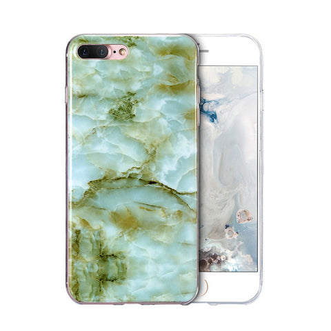 Luxury Marble Pattern  Case For iPhone
