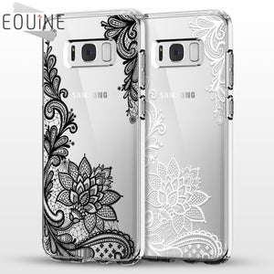 Mandala Flower Case For Samsung Galaxy