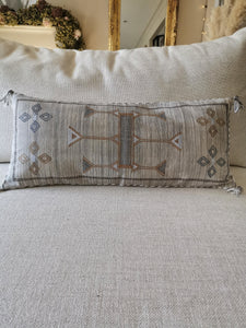 Morrocan cotton cushion cover