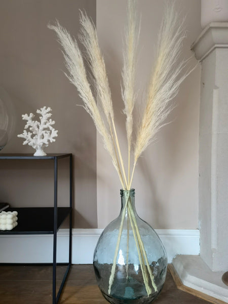Tall Faux coral decor