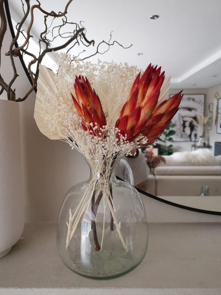 THE MINI mixed protea bouquet
