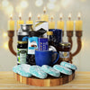 Treats & Coffee Hanukkah Basket