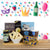 Purim Coffee & Snacks Gift Basket