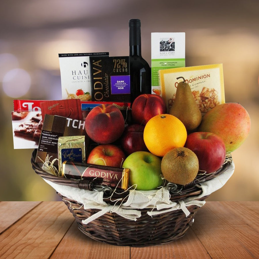 The Wholesome Kosher Gift Basket