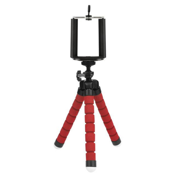 Mini Tripod with Smart Phone Holder and Bluetooth Remote