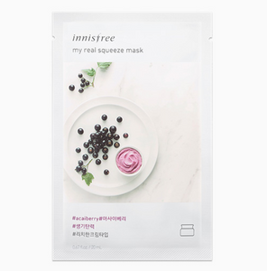 Innisfree My Real Squeeze Mask 20ml