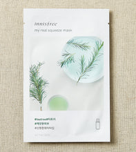 Load image into Gallery viewer, Innisfree My Real Squeeze Mask 20ml
