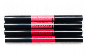 MAKE UP FOREVER PRO SCULPTING LIP 2-IN-1 LIP SCULPTING PEN - CARMINE RED