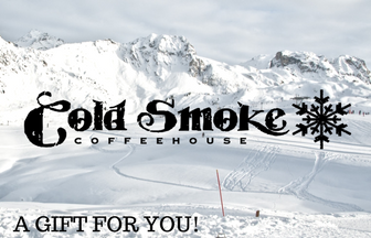 Cold Smoke Electronic Gift Card