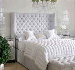 Boxspringbett ''Princess Edition'' - Betten-Haskins