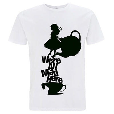 MAD HATTER - Unisex T-shirt - DESIGN 2
