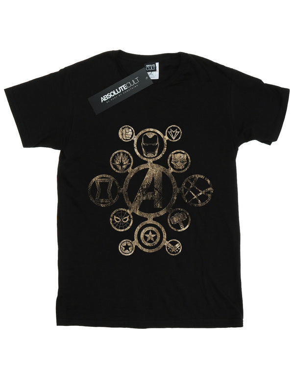 Avengers Boys Infinity War Icons T-Shirt