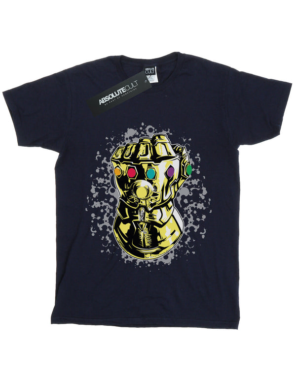 Avengers Boys Infinity War Thanos Fist T-Shirt