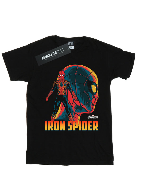 Avengers Girls Infinity War Iron Spider Character T-Shirt
