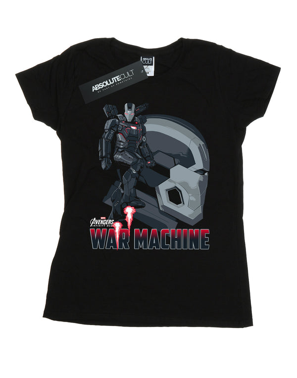 Avengers Women's Infinity War War Machine Character T-Shirt