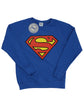 DC Comics Women's Superman Logo Sweatshirt