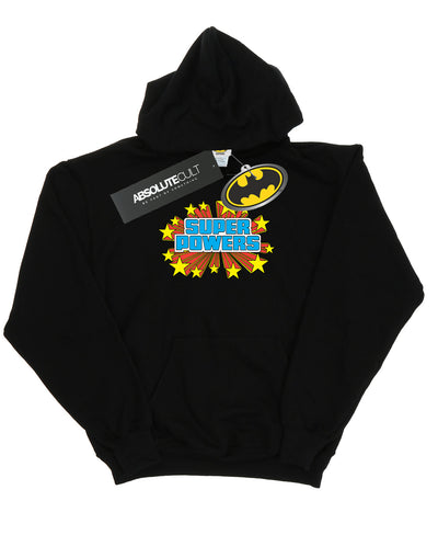 DC Comics Men's Super Powers Logo Hoodie