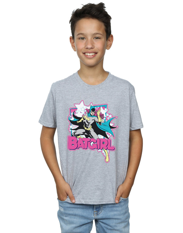 DC Comics Boys Batgirl Leap T-Shirt