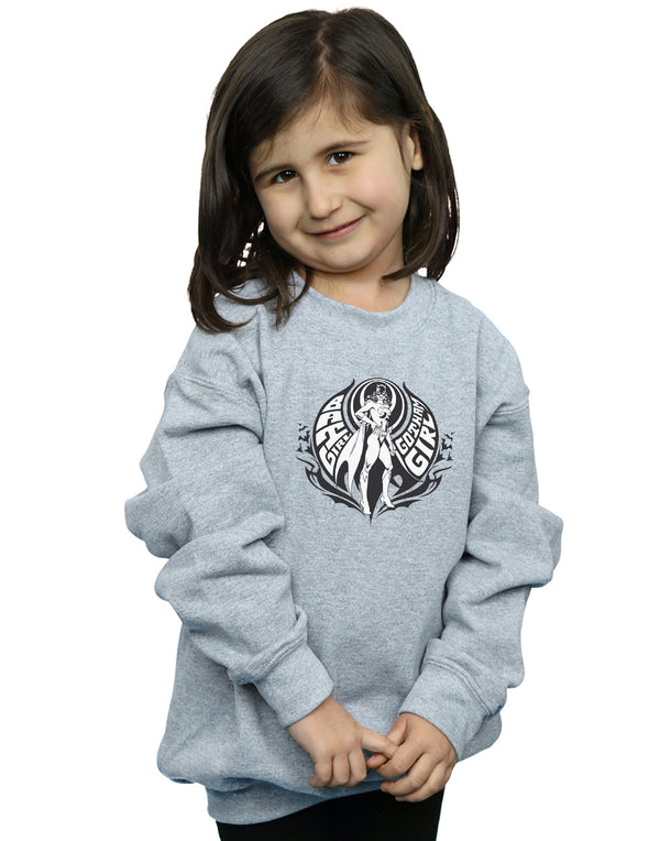 DC Comics Girls Batgirl Gotham Girl Sweatshirt