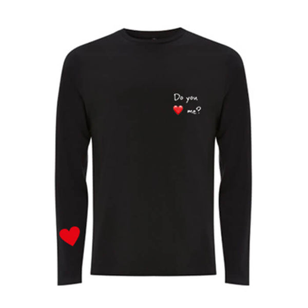 TROYBOI Unisex Long-sleeve - Do you love me