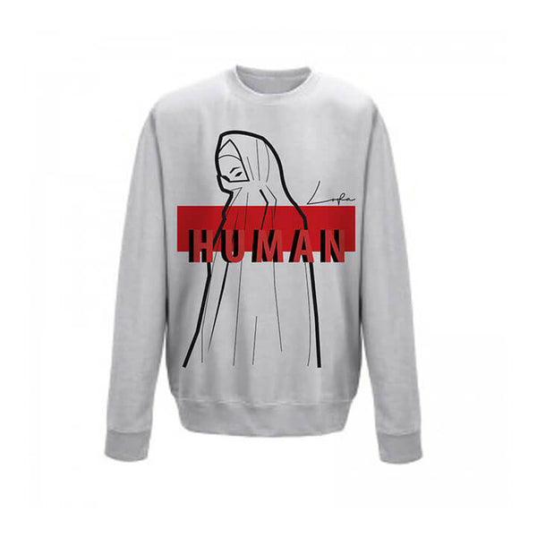 LOFA Human Made Ash Sweatshirt