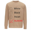 LOFA Nude Human Options  Sweatshirt