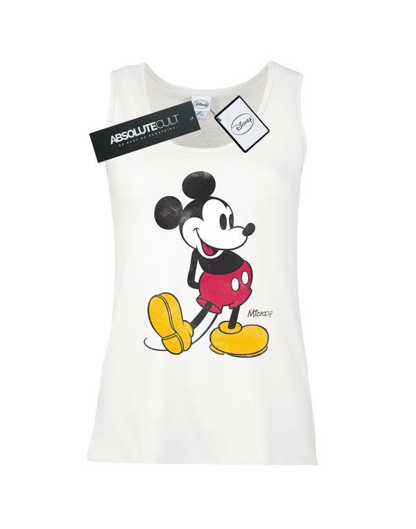 Disney Women's Mickey Mouse Classic Kick Vest
