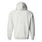 POLAR GREY UNISEX HOODIE - POLAR SOUND BEAR FRONT