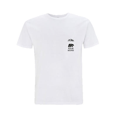 POLAR WHITE T-SHIRT