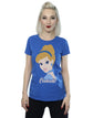 Disney Women's Princess Cinderella Silhouette T-Shirt