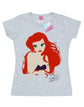 Disney Women's The Little Mermaid Ariel Silhouette T-Shirt