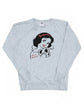 Disney Women's Princess Snow White Glitter Sweatshirt
